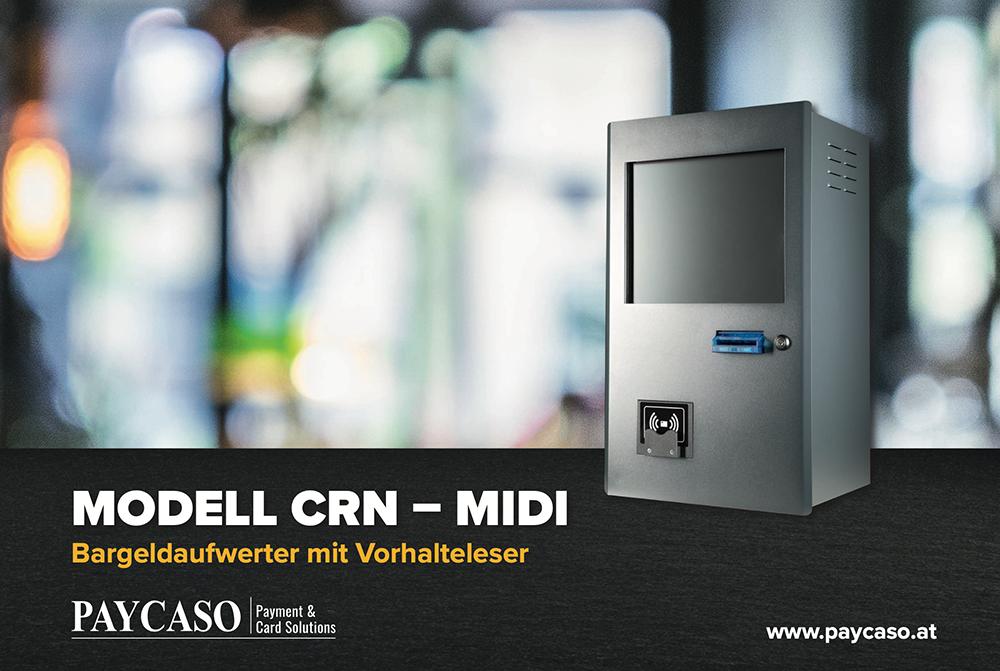 Aufwerter Modell CRN - MIDI