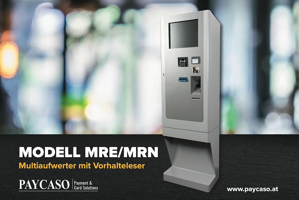 Aufwerter Modell MRE/MRN
