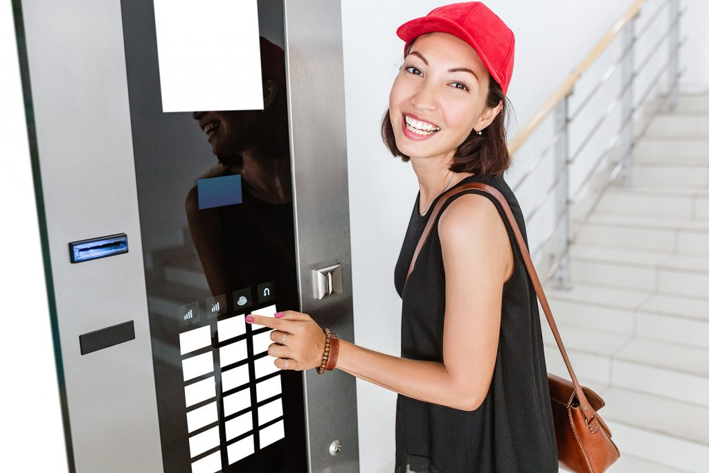 Vending-Automaten